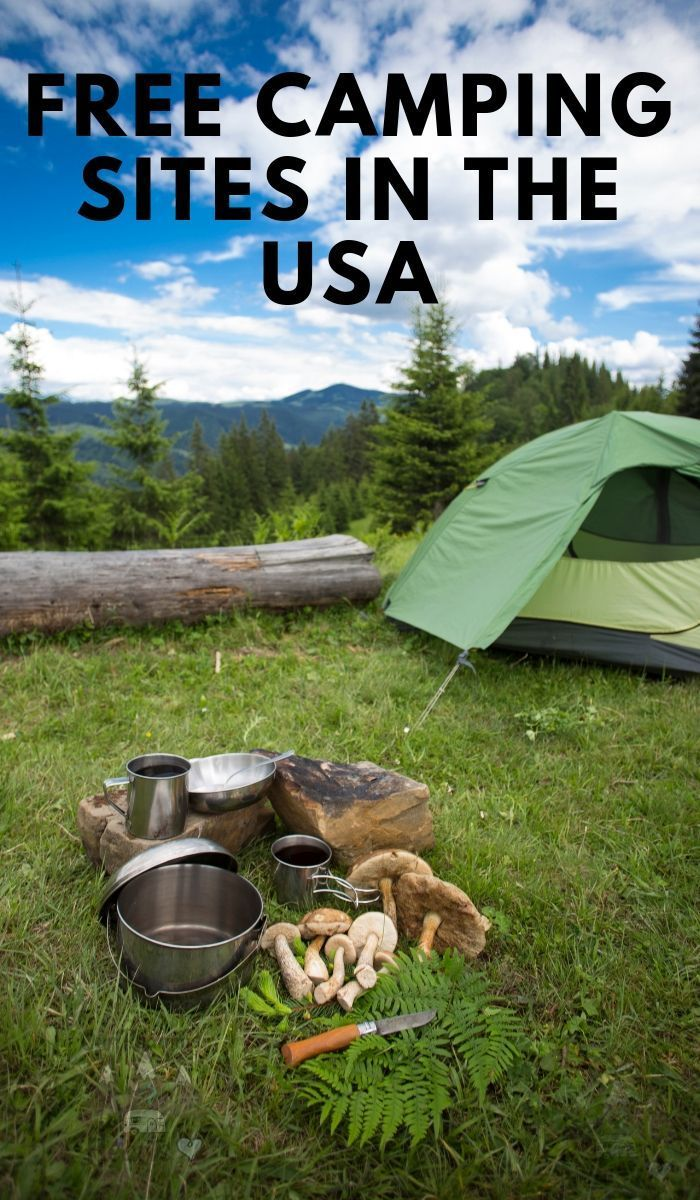 Photo of Best Free Camping Sites in the USA
