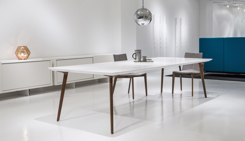 Apex Table From Davis Furniture Davis Furniture Modern Dining
