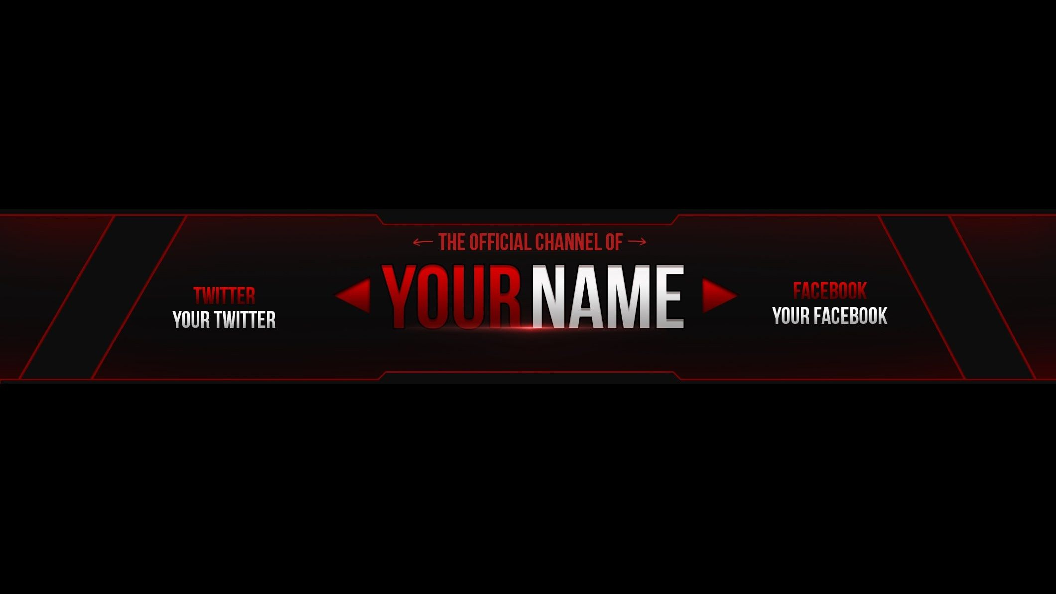 Nba Banner Template New Inspirational Make Your Youtube