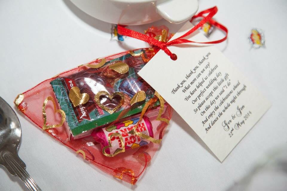 Superhero Wedding Favors With Comic Book Popping Candy And Sticks