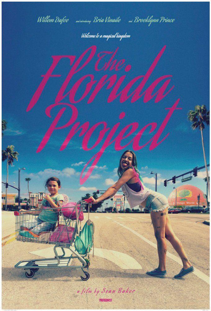 Annette Kellerman Talks THE FLORIDA PROJECT With Actress Bria Vinaite!