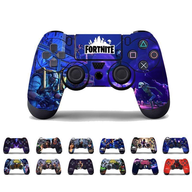 new fortnite battleroyale skin for dualshock 4 ps4 pro slim controller game - playstation 4 pro fortnite