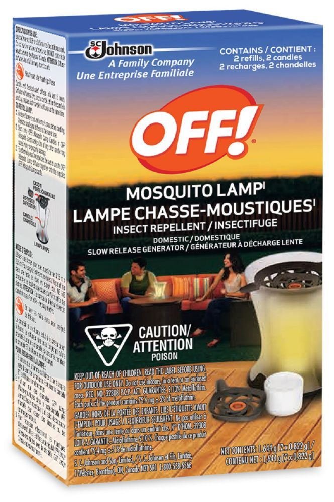 Mosquito Lamp Refills Mosquito Outdoor Party Insect Repellent