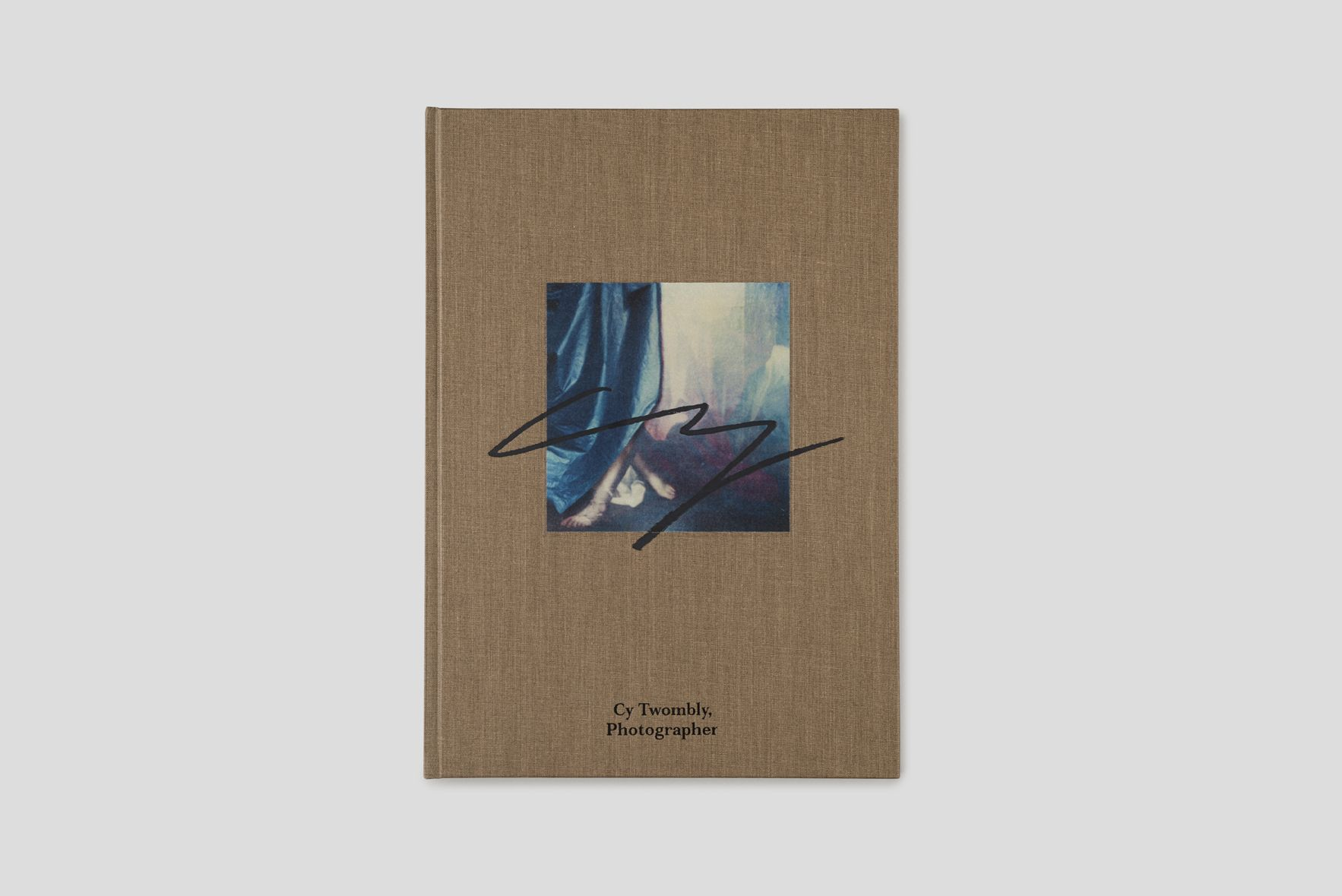 """""""Cy Twombly, Photographer"""", Published by NERO, Roma, 2015"""