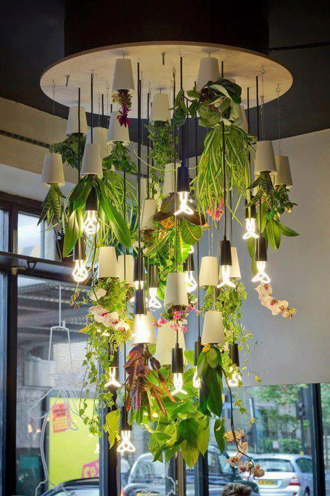 Green Lamp by Boskke Brasil Space image Pinterest Green lamp