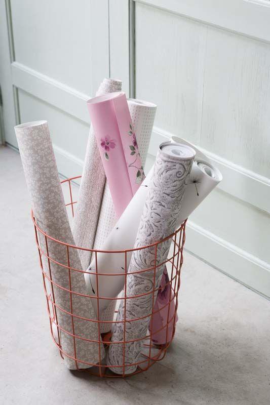 KARWEI   Met behang geeft je je kamer eenvoudige een andere look. #behang #wooninspiratie #karwei