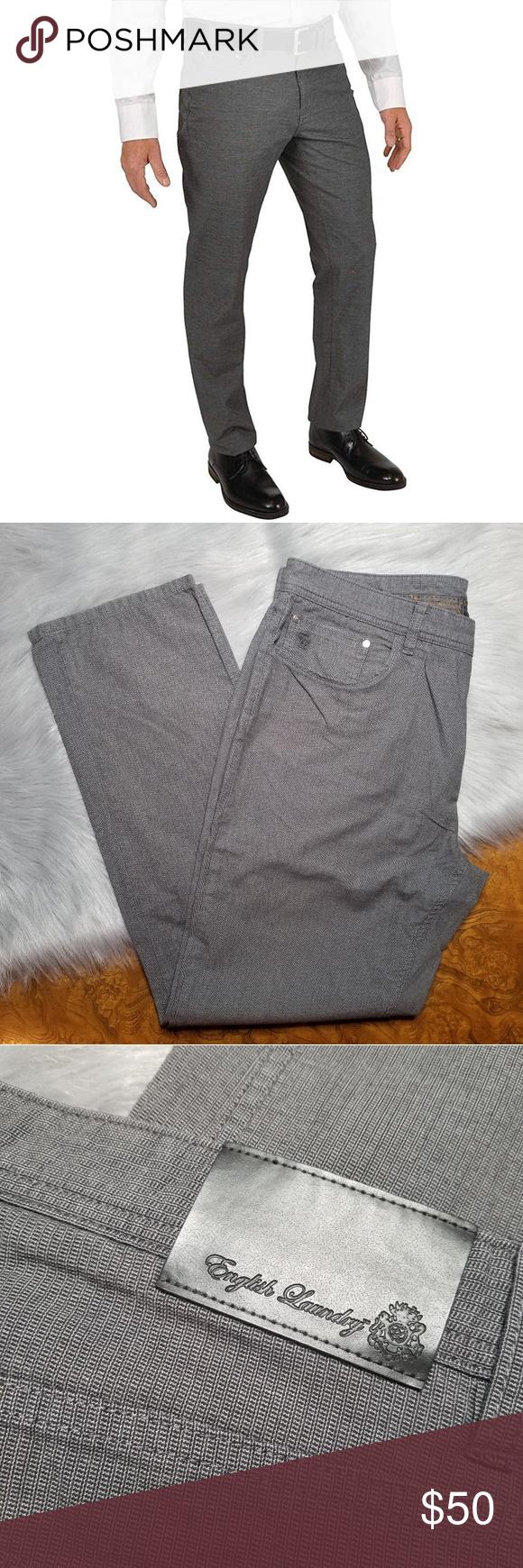 English Laundry Casual Walker Pants 36x32 English Laundry