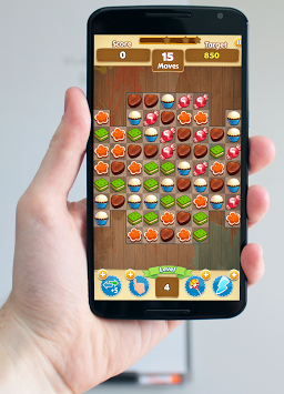 CandyTopia apk screenshot (With images)