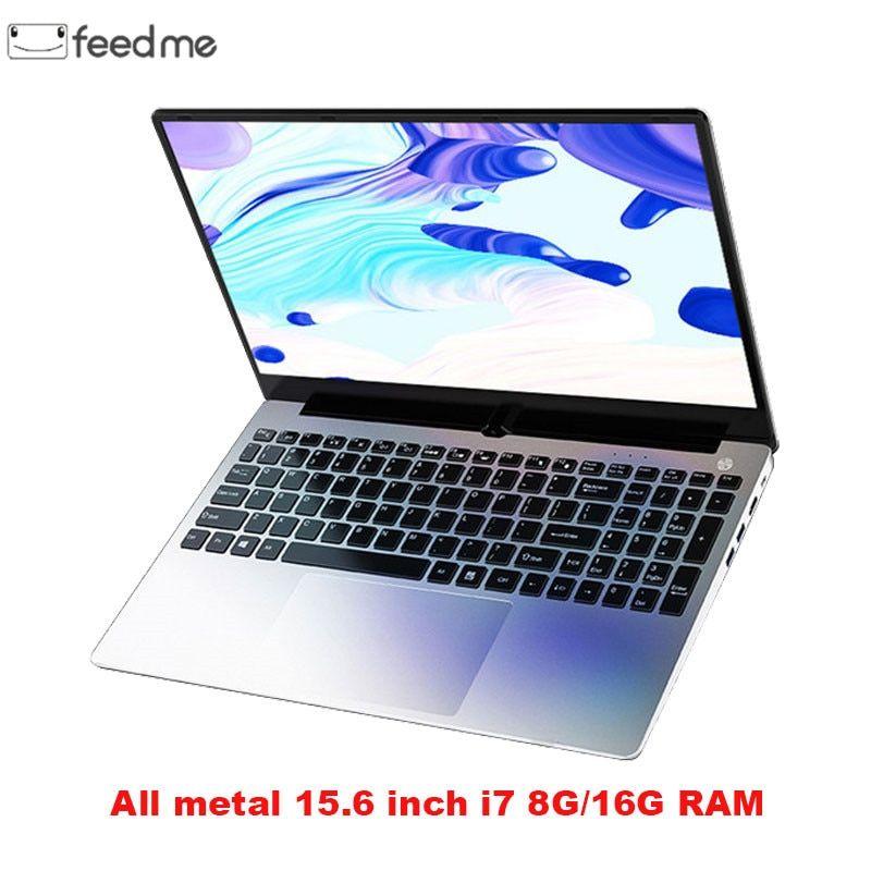 Metal Shell 15 6 Inch Intel i7 4500U Laptop 8GB/16GB RAM