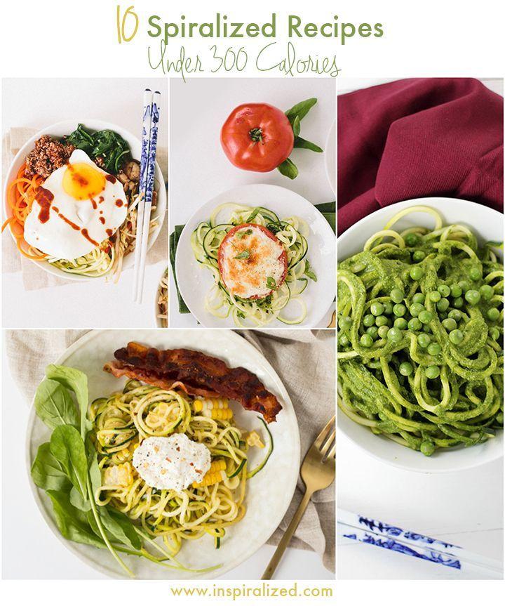 10 spiralized zucchini recipes under 300 calories skinny recipes 10 spiralized zucchini recipes under 300 calories forumfinder Gallery