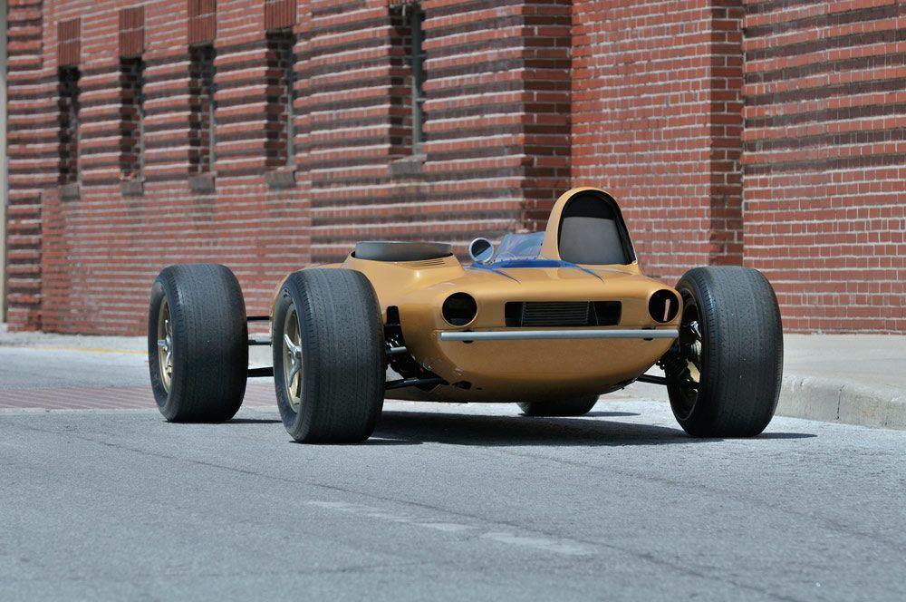 1968 Shelby Turbine Indy Car