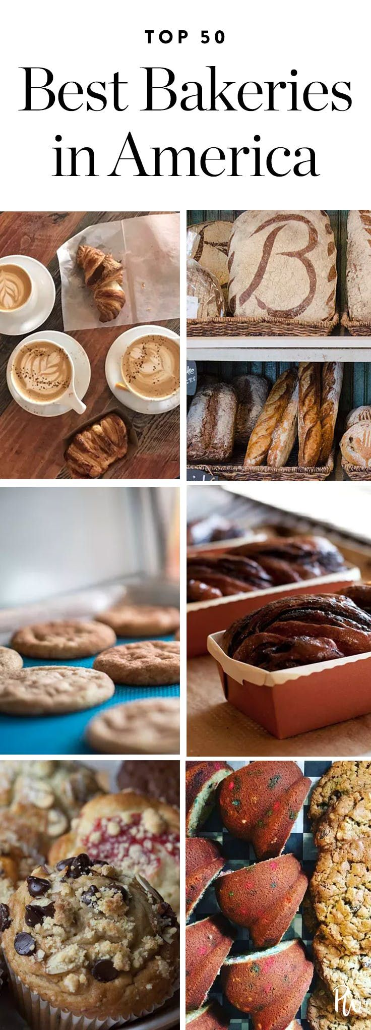 Get Our Picks For The Absolute Best Bakeries In US Here Bestbakeries Cookies Cakes Cupcakes Coffee Baking