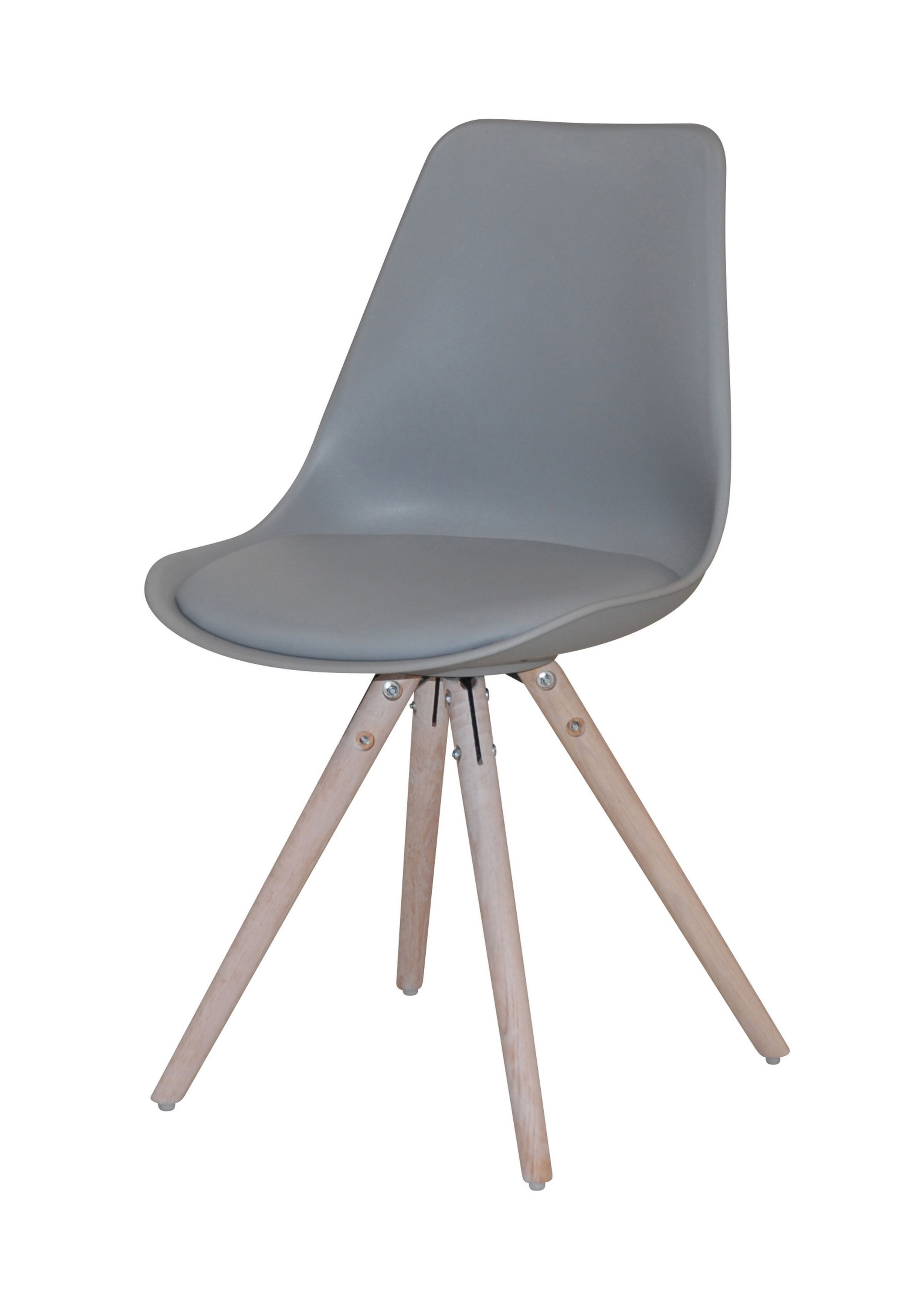 skalstol Woody Spisebordsstol   Flot skalstol med fantastisk siddekomfort  skalstol