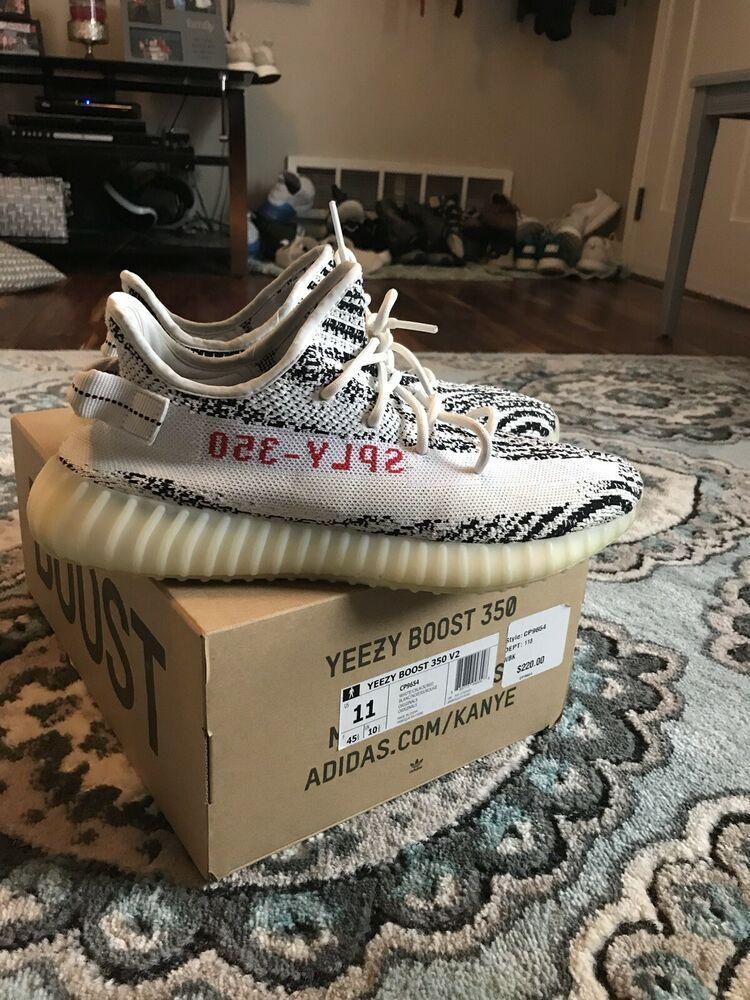 34e791b7bc01f yeezy boost 350 v2 zebra size 11 Rare Bape Supreme