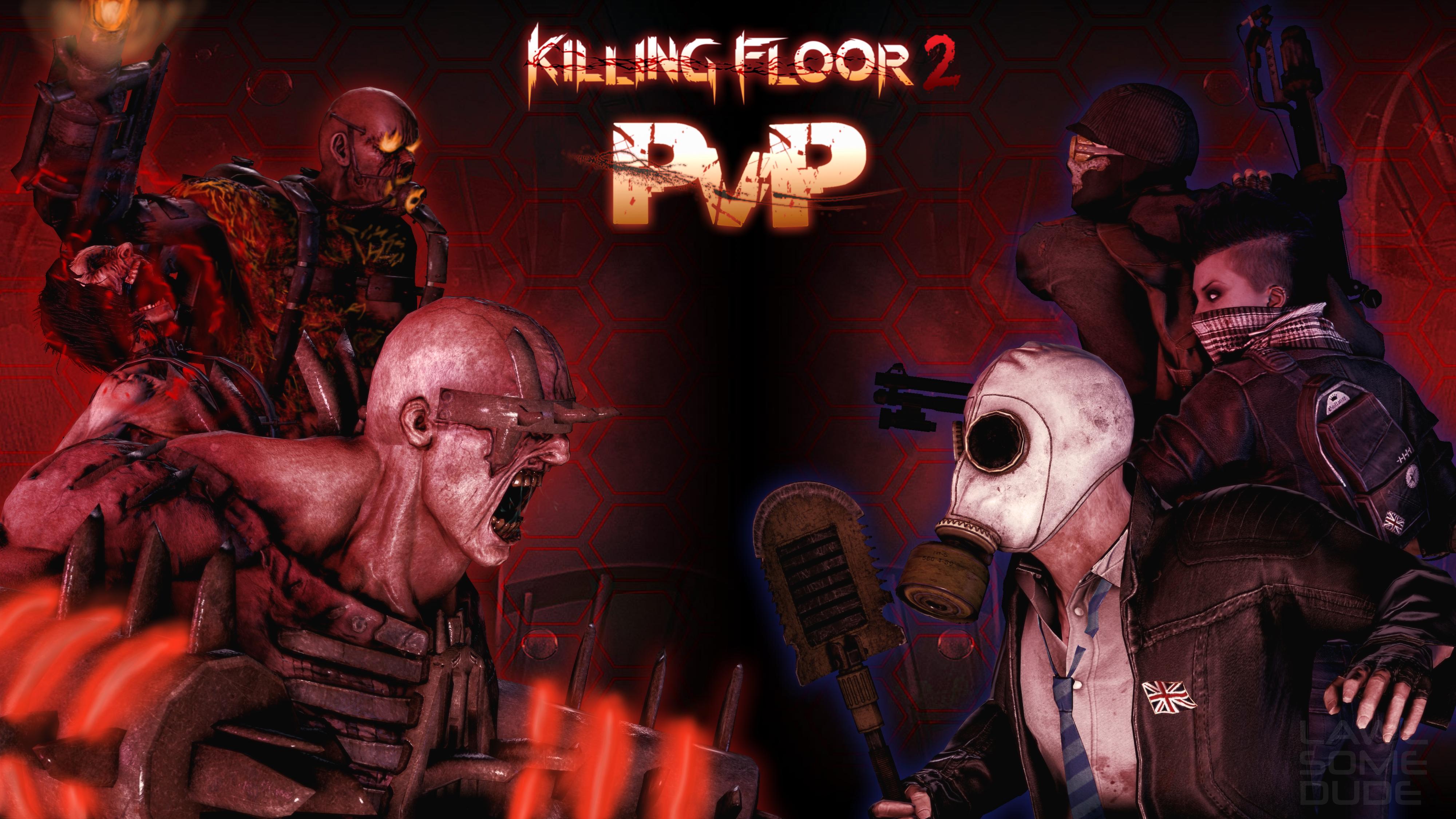 Pin On Killing Floor 1 2