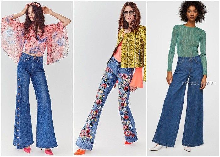 1eb2dd3e1557 Ropa de moda primavera verano 2019 – Tendencias