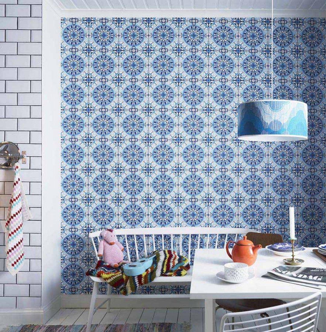 Ceramic Wallpaper   Casa Atelier blog