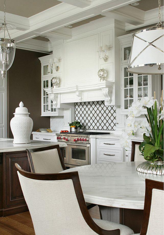 Custom Kitchen Design #KitchenDesign | Kitchens | Pinterest | Custom ...
