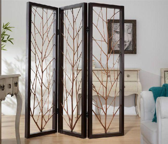 Pin de angela cirne coelho em dividindo ambientes biombos dormitorios e carritos - Biombos casa home ...
