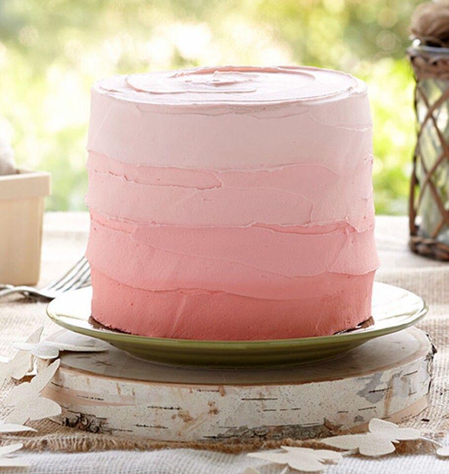 Cake watercolour