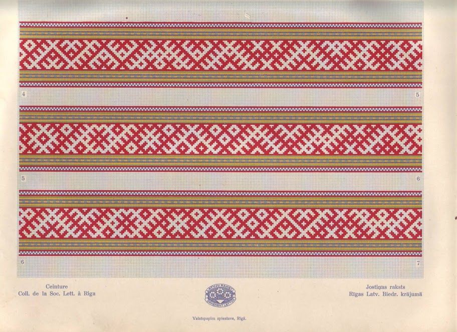 1343 best weaving tablet weaving images on pinterest inkle latvian ornaments charts monika romanoff picasa web albums fandeluxe Ebook collections