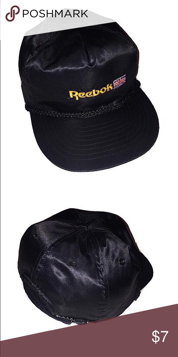 Reebok Zipper Strap Hat With Images Reebok Strap Hats