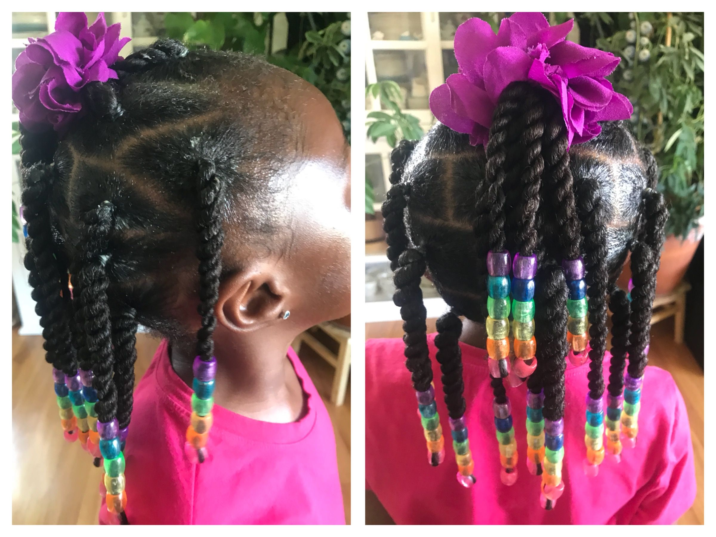 48+ Protective hairstyles for natural hair little girl inspirations