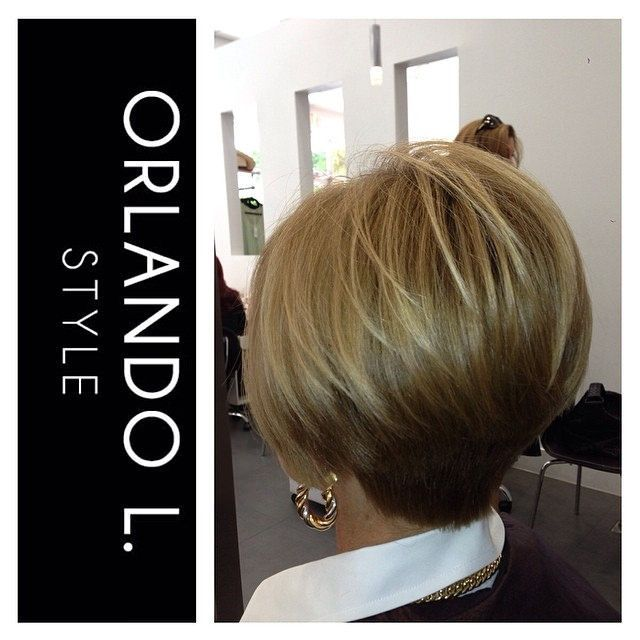 Image Result For Short Stacked Wedge Haircuts