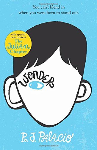 Wonder By R J Palacio Ar Book Level 4 8 Lexile Level 790