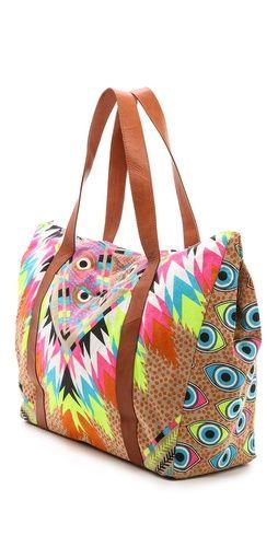 Mara Hoffman Divine Weekend Bag Bop
