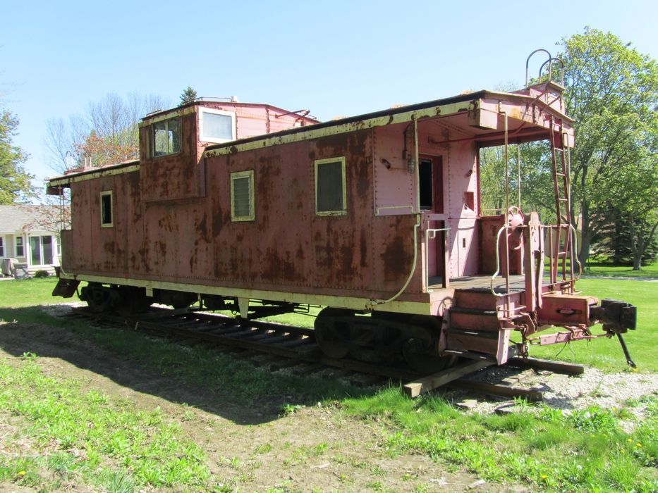 Train caboose cabooses for sale train cars railroad for Railroad motor cars for sale