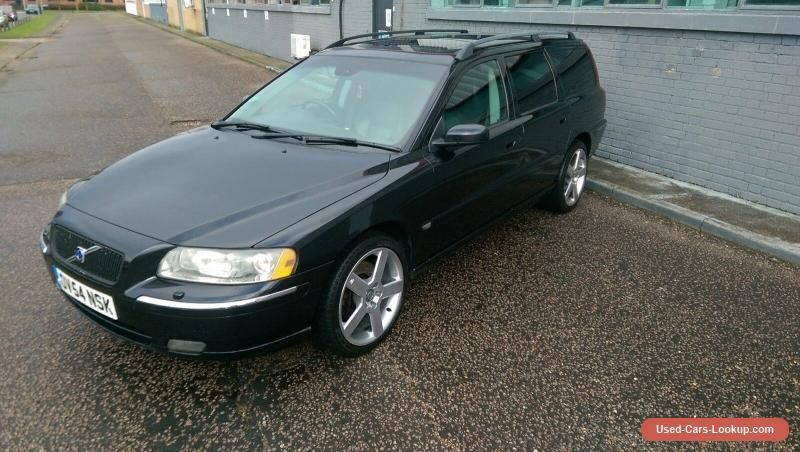 Volvo V70 T5 Facelift P2 Manual 145k Miles Full Leather Interior Volvo V70 Forsale Unitedkingdom Volvo Cars For Sale Volvo V70