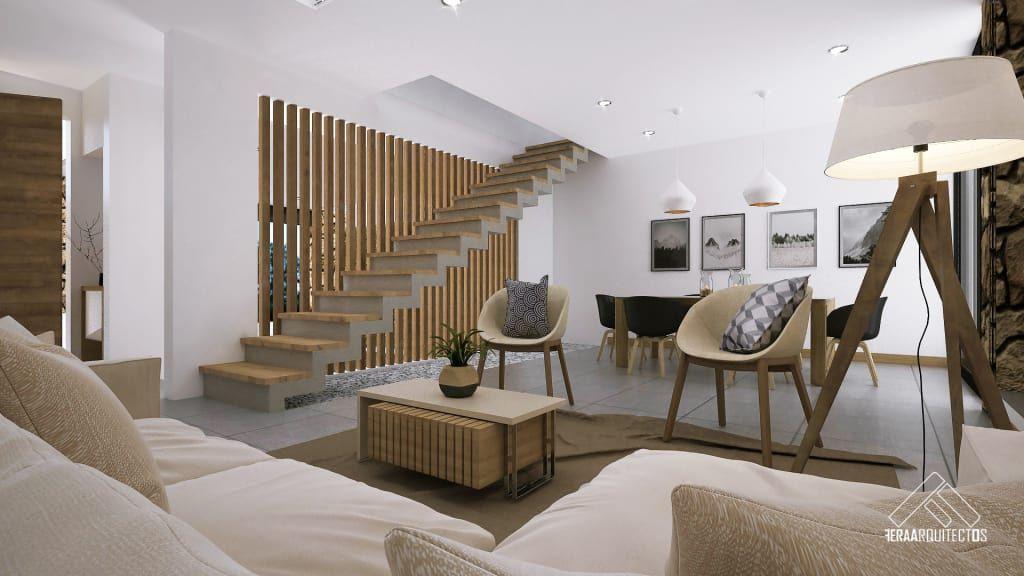 Ideas im genes y decoraci n de hogares dise os de salas for Casa minimalista definicion