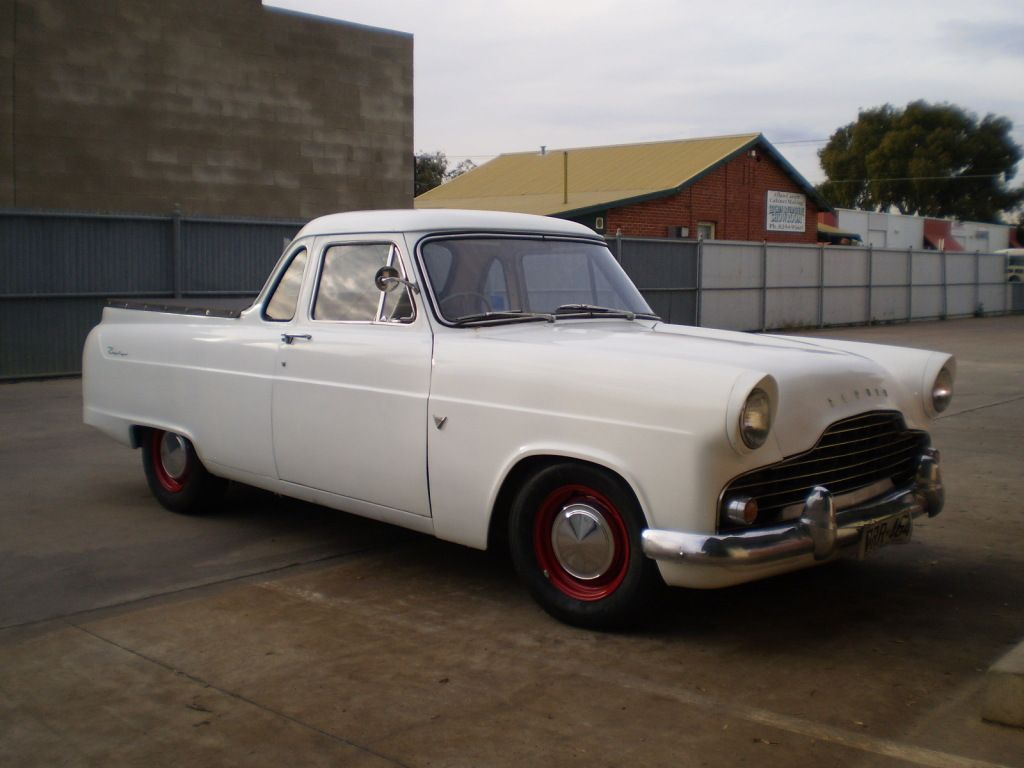 ford zephyr ute - Google Search