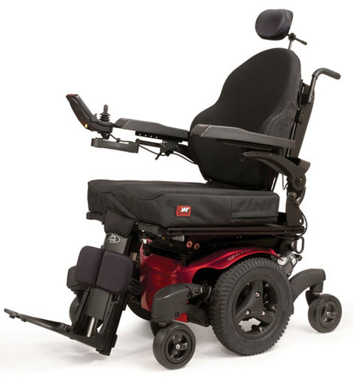 Power Wheelchair Powered wheelchair, Wheelchair, Rear
