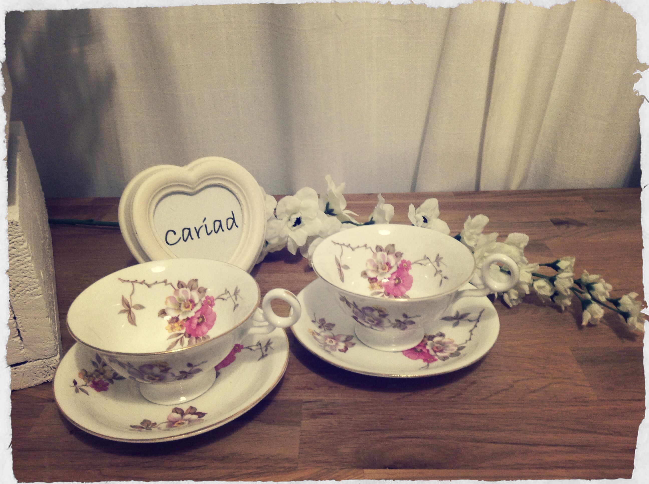 Tea party anyone? x