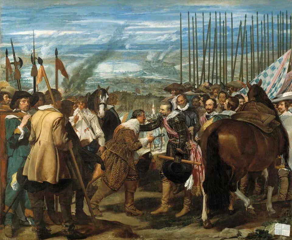 """""""Las Lanzas"""" Velázquez"""