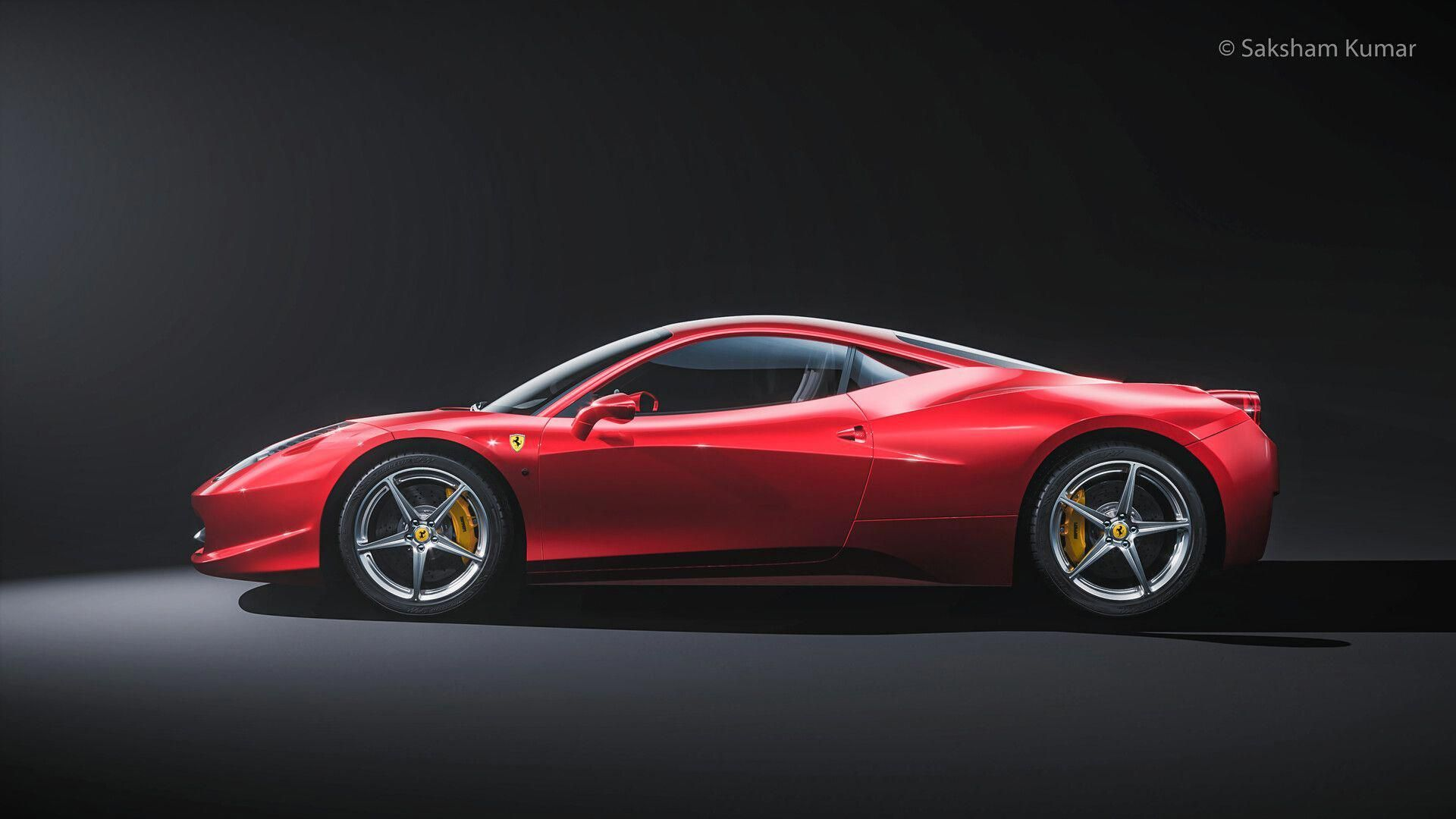 Ferrari 458 Italia Studio by Saksham KumarNew render: Ferrari 458 Italia Studio modeled and rendered in Blender Cycles. Post in PS & LR. Breakdown Included DM for queries. Responsible for all aspects. #Ferrari #ferrari458italia Ferrari 458 Italia Studio by Saksham KumarNew render: Ferrari 458 Italia Studio modeled and rendered in Blender Cycles. Post in PS & LR. Breakdown Included DM for queries. Responsible for all aspects. #Ferrari #ferrari458italia