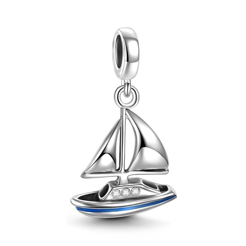 pandora charm barca a vela