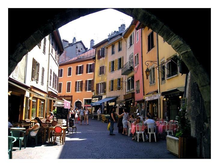 Annecy la vieille ville france pinterest france - Office du tourisme annecy le vieux ...