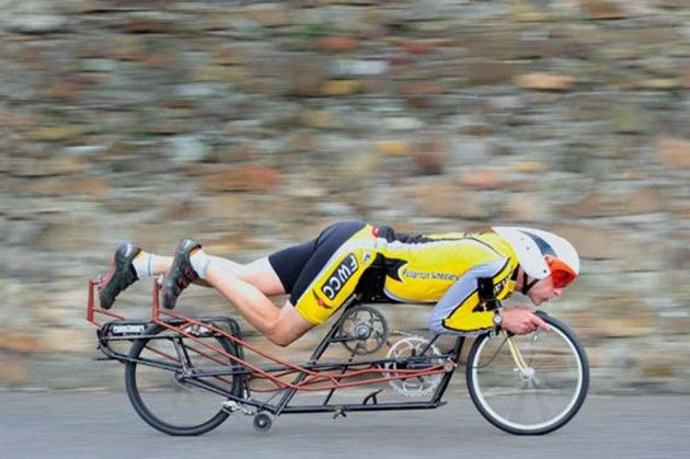 The Beastie S Back Son Of Obree To Attempt Hpv World Record