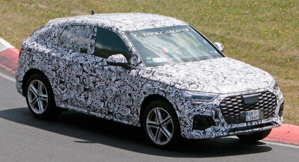2021 Audi Q5 Sportback Has The BMW X4 And MercedesBenz