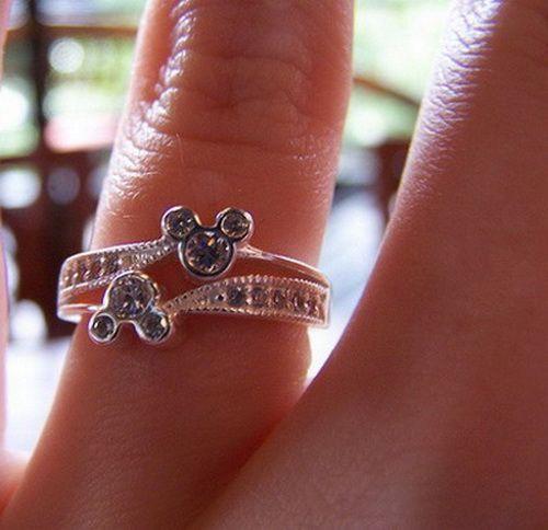 wedding rings disney inspired wedding ring so cute images of