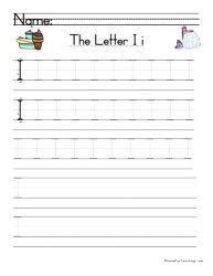 Free beginning handwriting worksheets for preschool! - The ...