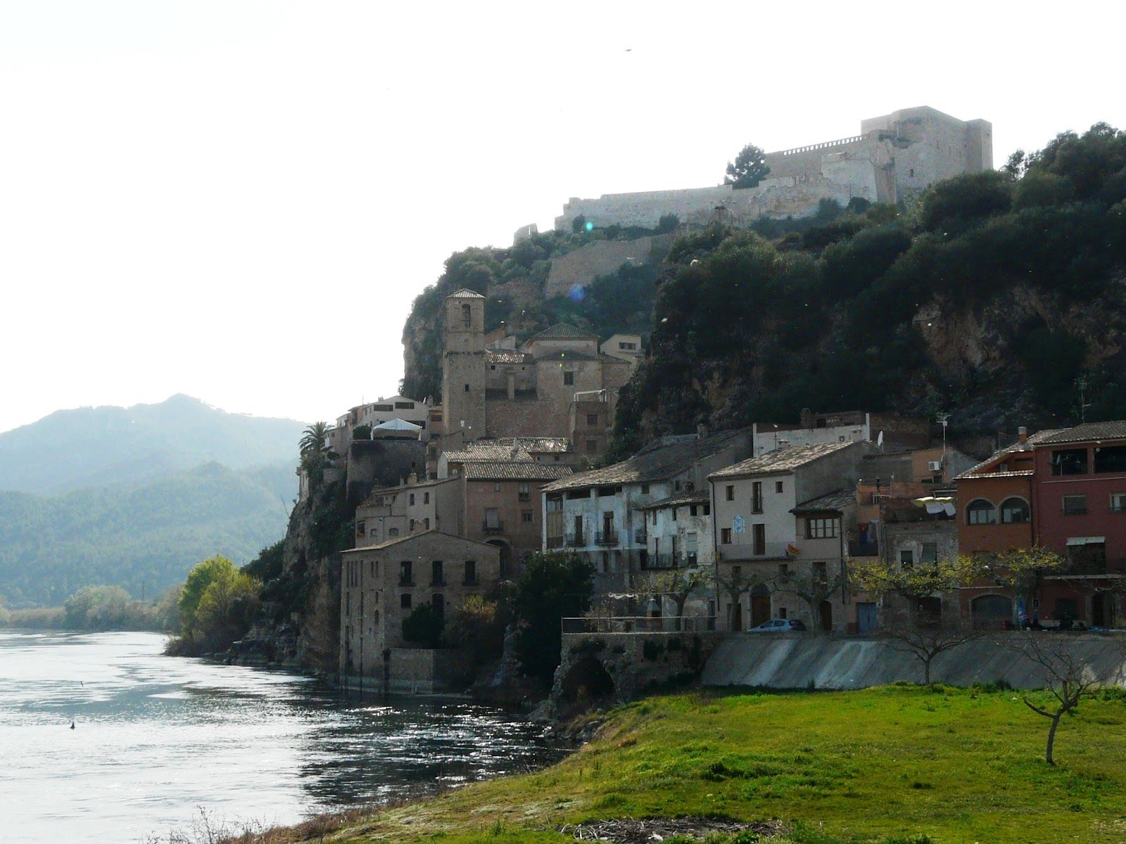 Miravet Tarragona Lugares Para Ir España Lugares Para Visitar