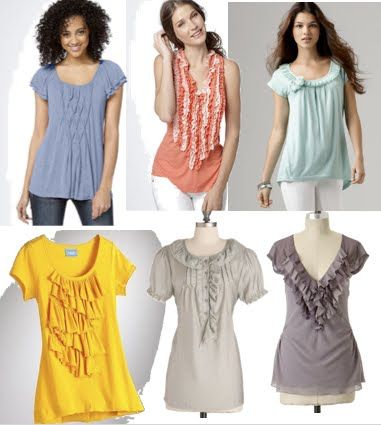 Cute summer tops | ♥ My Syle ♥ | Pinterest | Summer tops, Summer ...