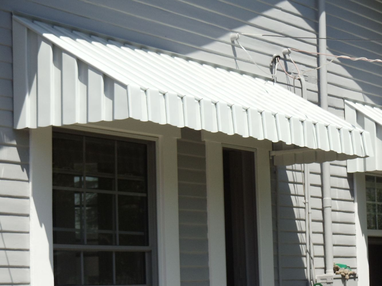 Aluminum Awnings For Windows Doors And Patios