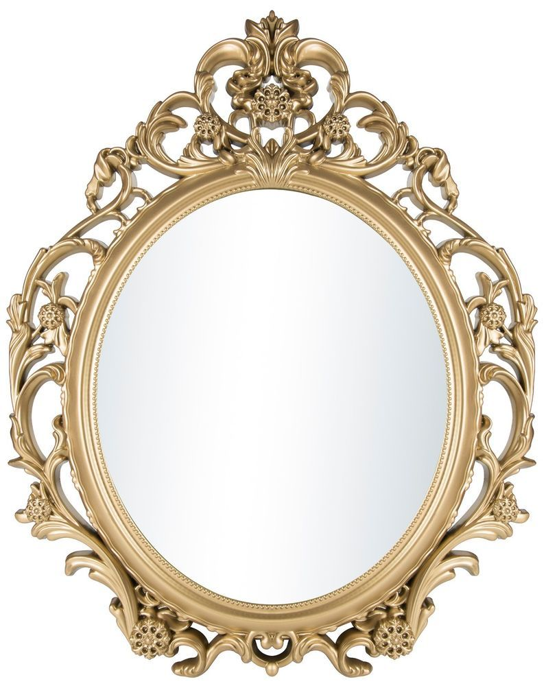 The Classic Baroque Style Is Surprisingly Versatile Try It Out In Almost Any Style Room From Country French To Baroque Wall Baroque Mirror Gold Framed Mirror