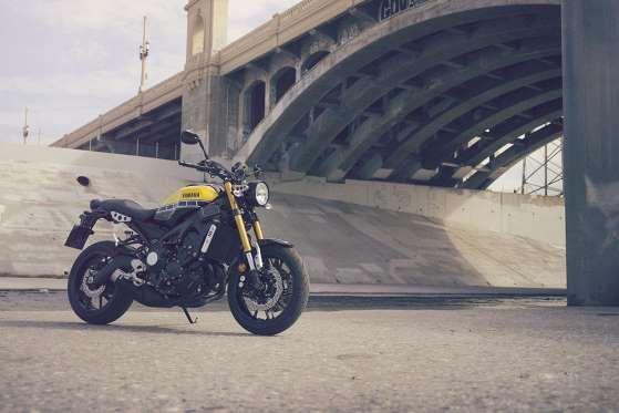 Yamaha XSR 900. - Foto: Yamaha
