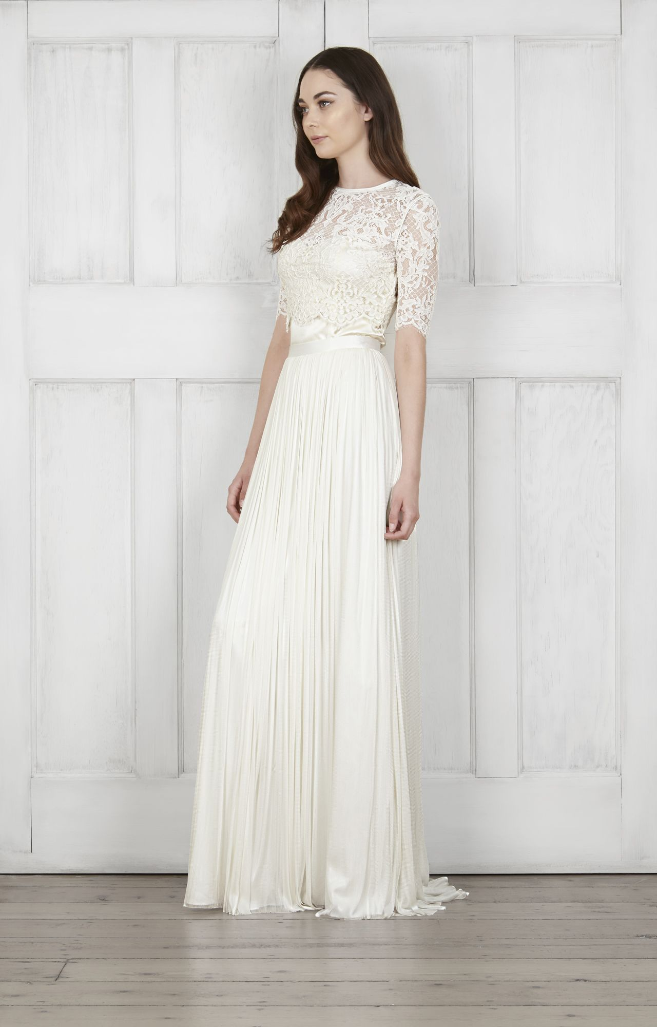 The Stunning Catherine Deane Separates Collection Wedding